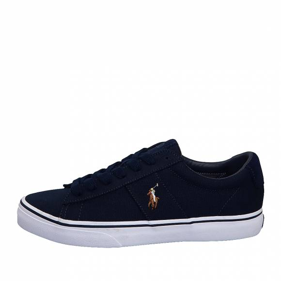 Ανδρικά Sneakers Polo Ralh Lauren Sayer Ne 816749369002 Sk Vlc Aviatr Nvy