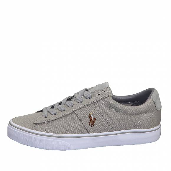 Ανδρικά Sneakers Polo Ralh Lauren Sayer Ne 816749369006 Sk Vlc Soft Grey