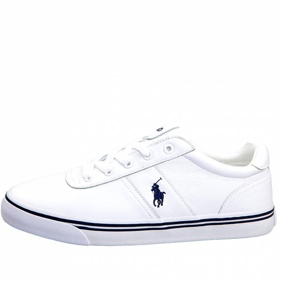 Ανδρικά Sneakers Polo Ralph Lauren Hanford 816765046002 Sk Vlc White
