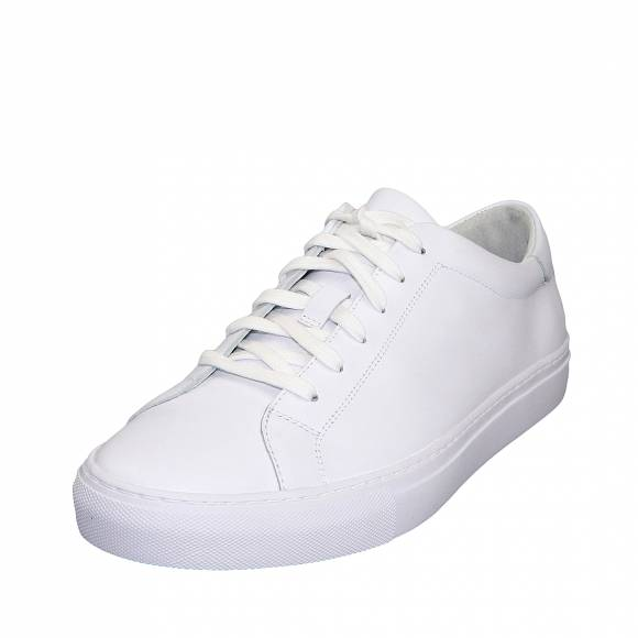 Ανδρικά Sneakers Polo Ralph Lauren Jermain Sk Ath 816794125002 White