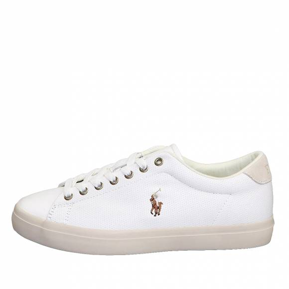 Ανδρικά Sneakers Polo Ralph Lauren Longwood Sk Vlc 816785024004 White
