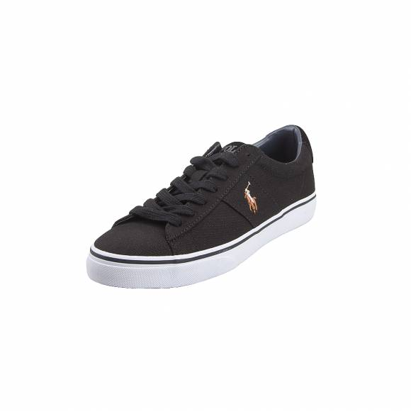 Ανδρικά Sneakers Polo Ralph Lauren Sayer Ne Sk Vlc Black 816749369001
