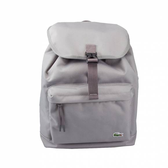 LACOSTE NH2013NE VETIVE FLAP BACKPACK