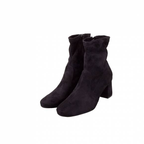 S.PIERO 55 1152 03 BLACK SUEDE