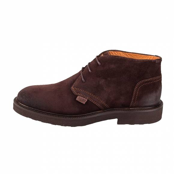 BOSS F18191 BROWN SUEDE