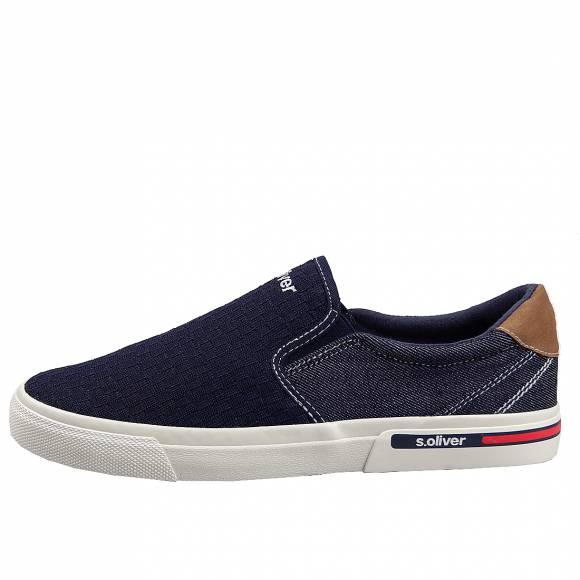 Ανδρικά Slippers S.Oliver 5 14602 24 805 Navy