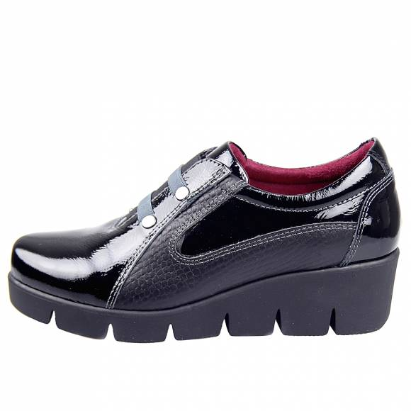 Γυναικεία Loafers Softies 7144 1005 6010 Black