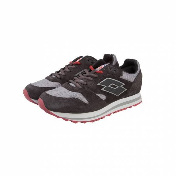 LOTTO S9996 TRAINER X MLG ASPHALT/BLK