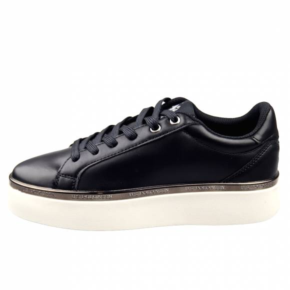 Γυναικεία Sneakers Us Polo Assn Brigit Black LUCY4081W0 Y1