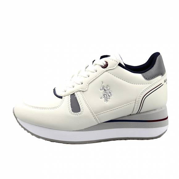Γυναικεία Sneakers Us Polo Assn Sylvi Club Off SYLVI4032W0 Y1