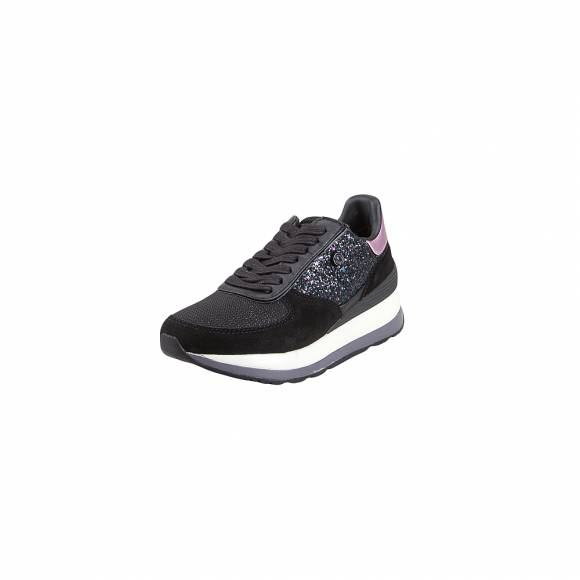 Γυναικεία Sneakers Us Polo Assn Valery 2 Crystal Black Pink