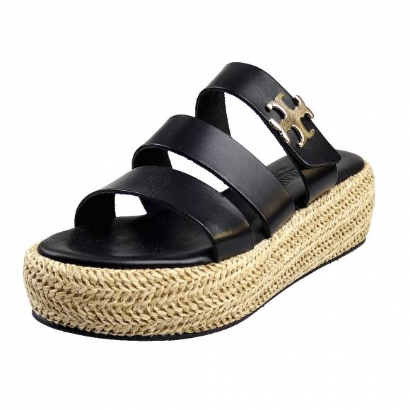 Γυναικεία Flatforms Verraros K122 Black