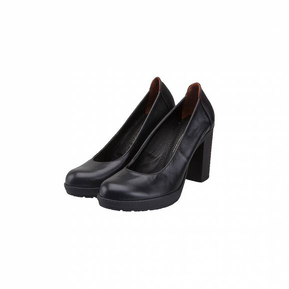 VERRAROS DONNA 102 BLACK LEATHER