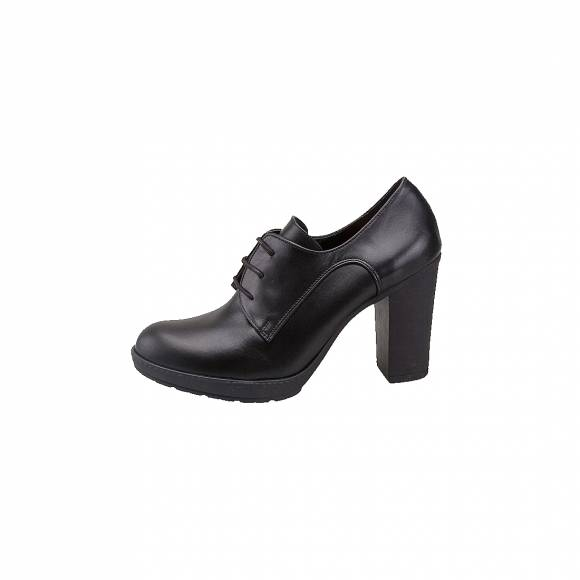 VERRAROS DONNA 104 BLACK LEATHER
