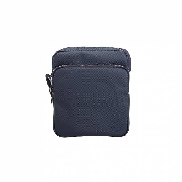 LACOSTE NH2343HC 021 PEACOAT CROSSOVER BAG PVC