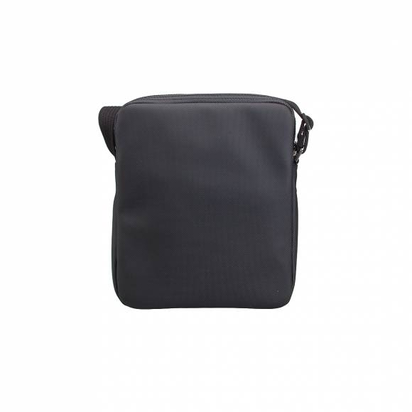 LACOSTE NH2343HC 000 BLACK CROSSOVER BAG PVC