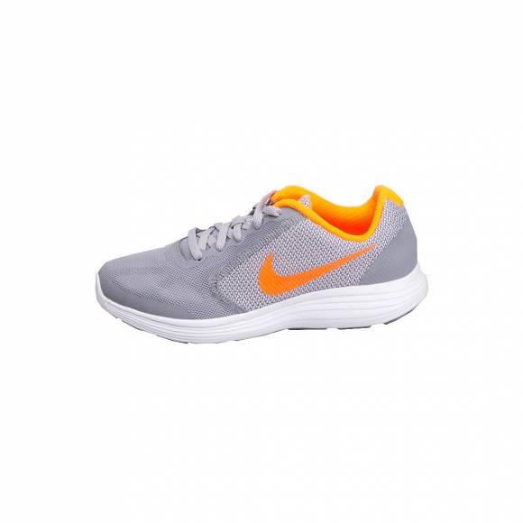 NIKE REVOLUTION 3 (GS) 819413 005 GREY