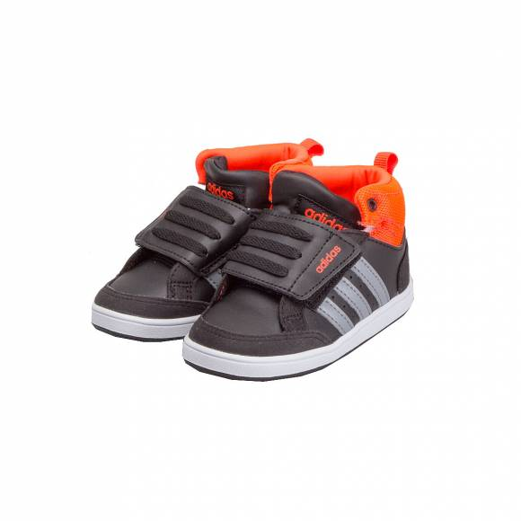 ADIDAS NEO HOOPS CMF MID INF AW5129 BLACK
