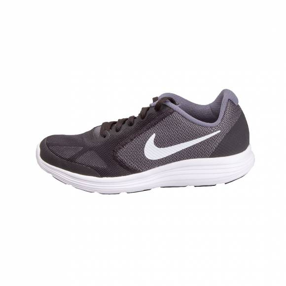 NIKE REVOLUTION 3 (GS) 819413 001 BLACK