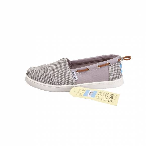 TOMS BIMINI GREY FARREN COTTON RIPSTOP 10007517