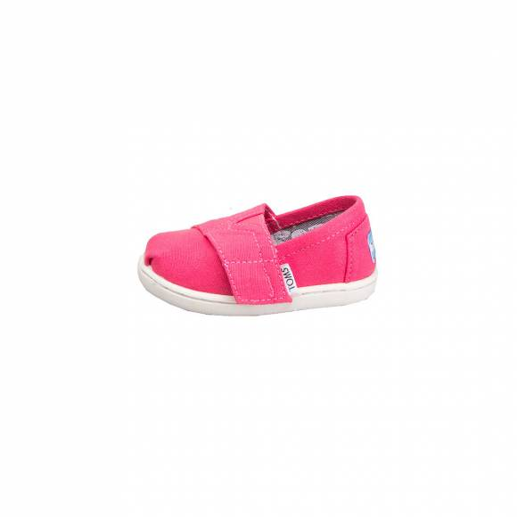 TOMS CLASSIC BARBERRY PINK CANVAS 10007399