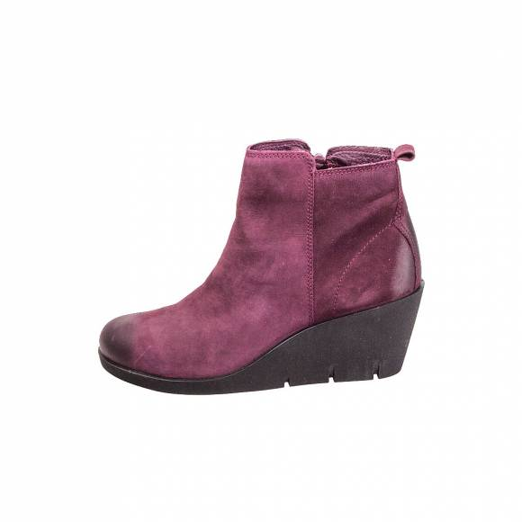 ECCO BELLA WEDGE MAUVE 282503 02276