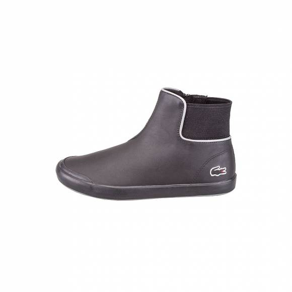 LACOSTE LANCELLE CHELSEA 316 2SPW BLK LEATHER 7-SPW0114024
