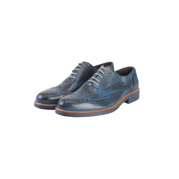 KRICKET 702 BLUE JEANS LEATHER