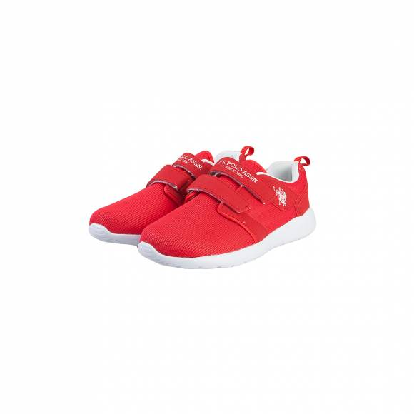US POLO ASSN ROCK RED B