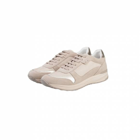 GEOX D AIRELL C D6425C 02214 C6738 LT TAUPE
