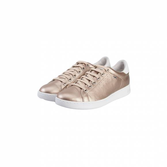 GEOX D JAYSEN A D621BA 000BV C8500 CHAMPAGNE PEARL COAT