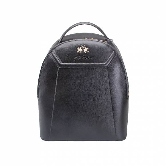 LA MARTINA WOMAN BACKPACK LA PORTENA 41W061 K0001 09999 BLACK