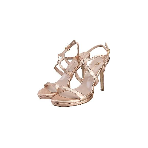 NELLY SHOES 099 69 F1 ROSE GOLD