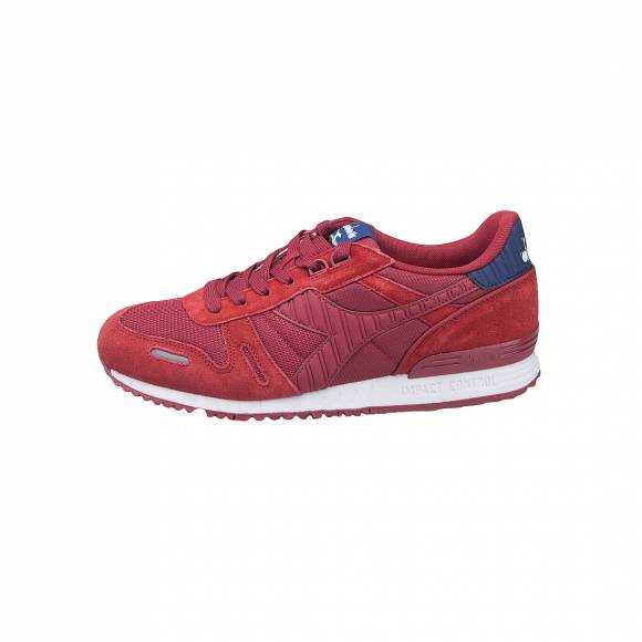 DIADORA TITAN II 501.158623 01 C7110 TIBETAN RED ESTATE BLUE