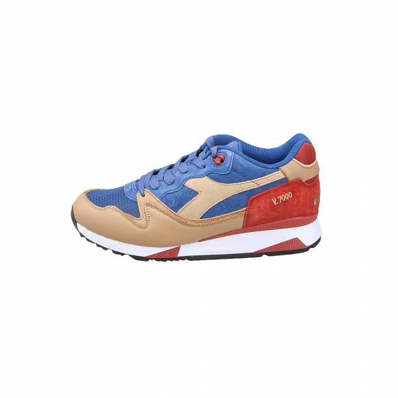 DIADORA V7000 PREMIUM 501.172294 01 C7074 DUTCHBLUE/CROISSANT/KETCH