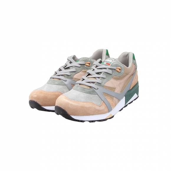 DIADORA N9000 ITA ALPINI 501.172304 01 70142 GREEN LAUREL WREATH