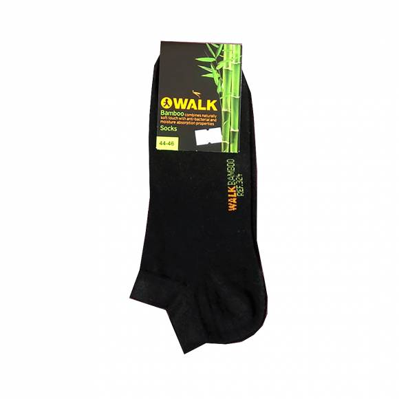Walk socks W324 Black