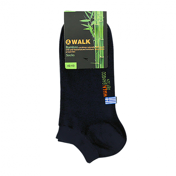 Walk socks W324 Navy